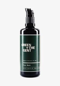 Green + The Gent - FACE WASH - Ansiktsrengöring - - - 0