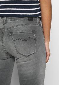 Replay - NEW LUZ - Jeans Skinny Fit - dark grey - 5