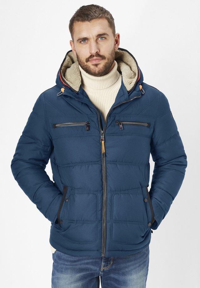 ORLANDO - Winter jacket - dk blue