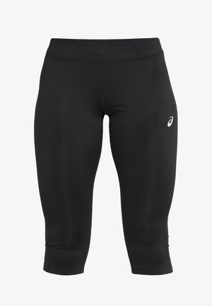 SILVER KNEE  - Pantalón 3/4 de deporte - performance black