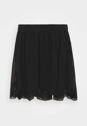 JESS - Mini skirt - black
