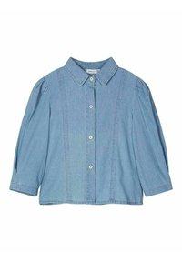 Name it - Button-down blouse - light blue denim - 0