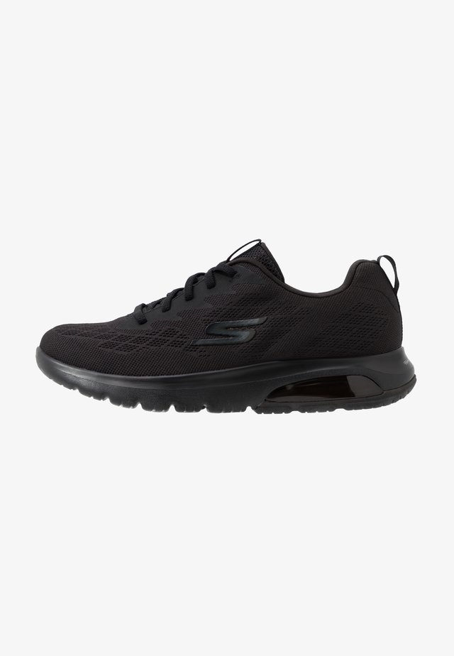 GO WALK AIR - Chaussures de running neutres - triple black