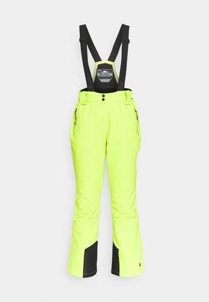 Ski- & snowboardbukser - frühlingsgrün