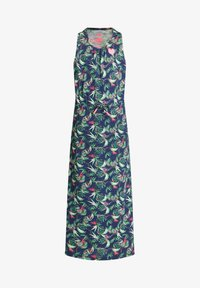 WE Fashion - MET BLADERENDESSIN - Maxi-jurk - all-over print - 3