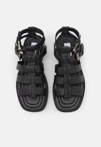 ASRA - STARK - Sandals - black - 5