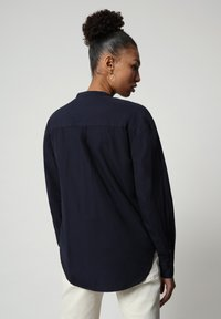 Napapijri - GHIO - Long sleeved top - blu marine - 2