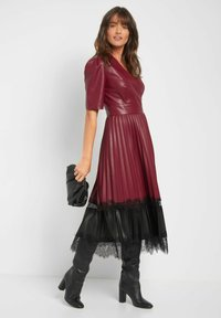 ORSAY - Cocktail dress / Party dress - bordeaux rot - 1