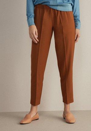 Trousers - orange - papaya