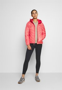 Jack Wolfskin - MOUNTAIN - Down jacket - coral pink - 1