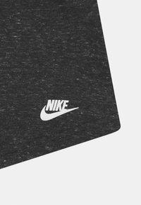 Nike Sportswear - Shorts - black heather/white - 2