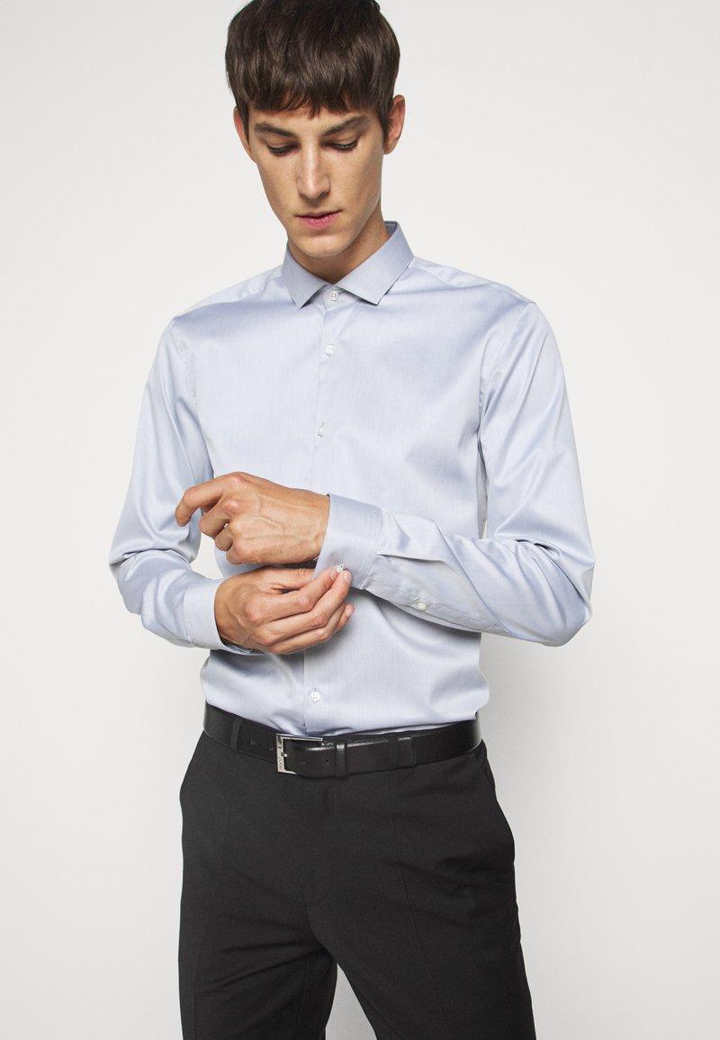 HUGO - ERONDO - Formal shirt - dark grey