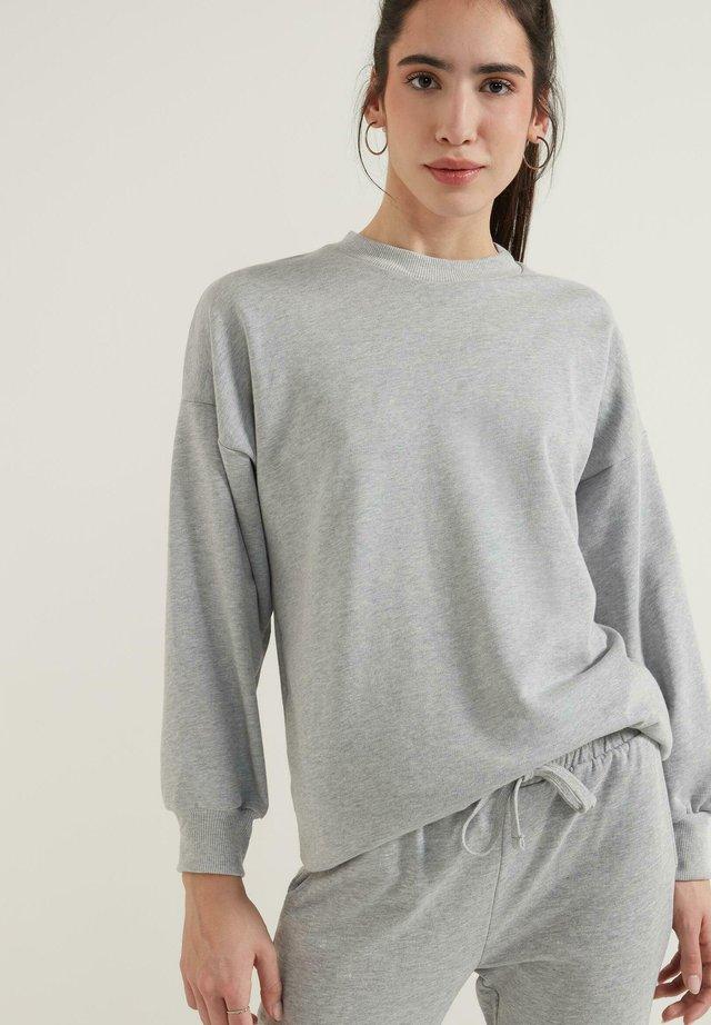 Sweatshirt - grigio mel.chiaro