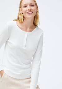 OYSHO - Pyjama top - white - 2