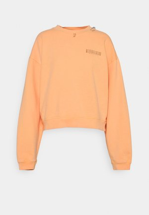 Sweatshirt - old orange