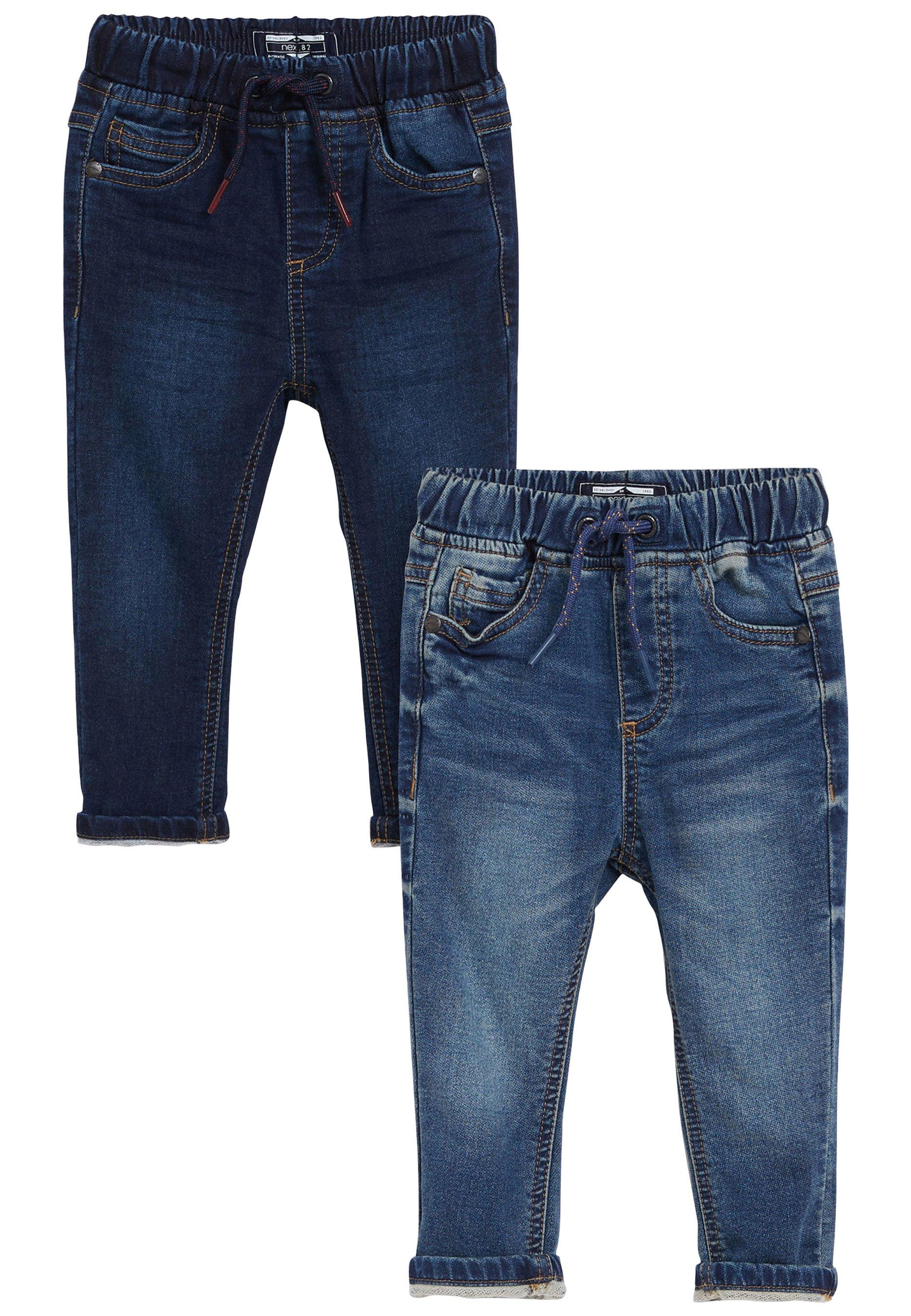 Kinder 2 PACK JOGGER JEANS - Jeans Slim Fit