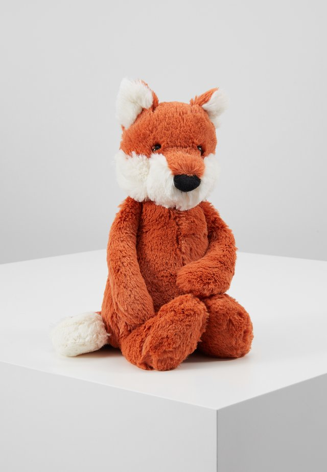 BASHFUL FOX CUB MEDIUM - Cuddly toy - orange
