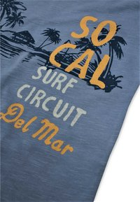 Cigit - SURF CIRCUIT - Print T-shirt - blue - 2