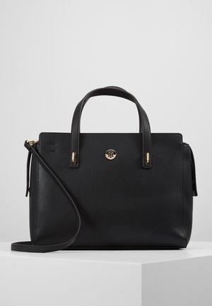 CHARMING SATCHEL - Handbag - black