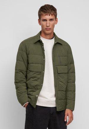 SDND - Light jacket - dark scandinavian olive