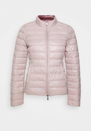 Down jacket - lilac/violet swan