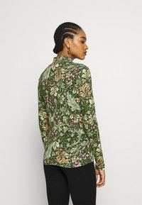Monki - VANJA - Long sleeved top - green dark unique - 2