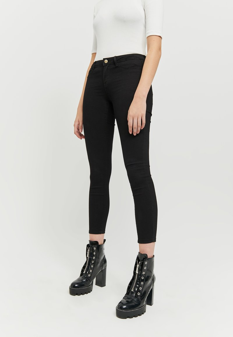 TALLY WEiJL - Jeans Skinny Fit - black