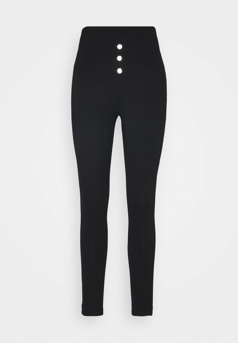 Even&Odd Tall - Leggings - black