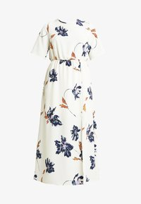 Vero Moda Petite - VMKIMMIE ANCLE DRESS - Maxi šaty - birch - 6