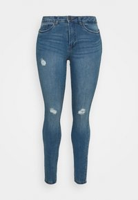 Vero Moda Curve - VMLORAMINA  - Jeans Skinny Fit - medium blue denim - 3