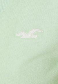 Hollister Co. - Print T-shirt - white/pastel green/mellow rose - 9