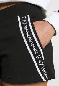 EA7 Emporio Armani - Kraťasy - black - 4