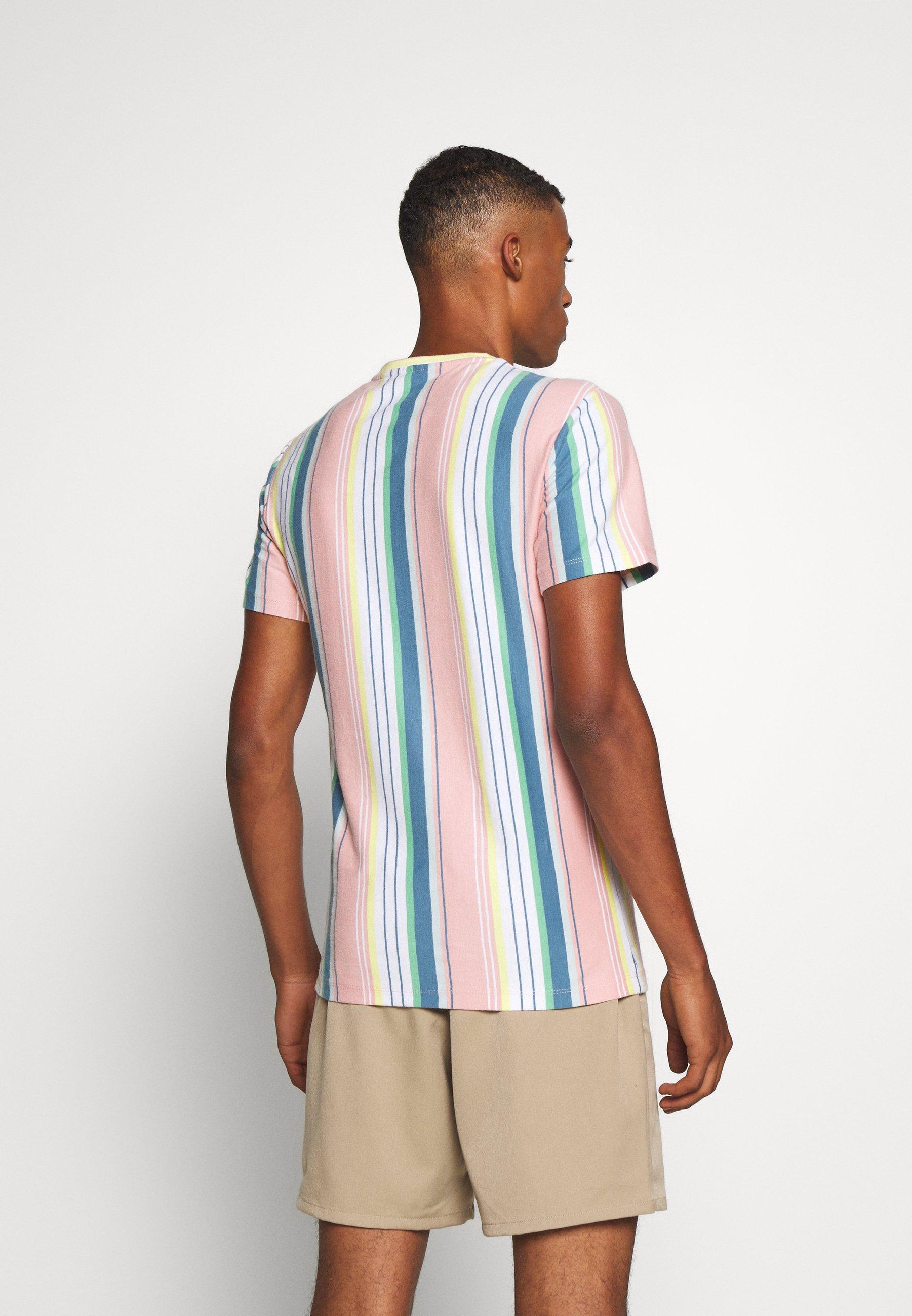 Blend Print T-shirt - mellow rose WphT5