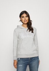 GAP - Hoodie - light heather grey - 0