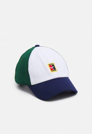 COURT LOGO UNISEX - Cap - white/binary blue/gorge green