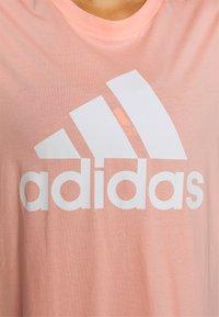 adidas Performance - Print T-shirt - hazcor - 5