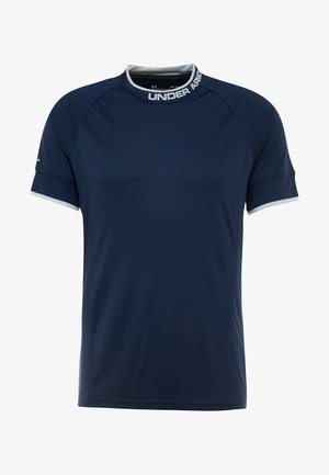 CHALLENGER TRAINING  - Print T-shirt - dark blue