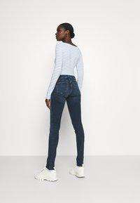 Mavi - ADRIANA - Jeans Skinny Fit - dark brushed - 2