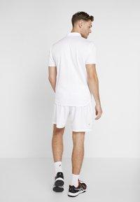 ASICS - CLUB M - Piké - brilliant white - 2