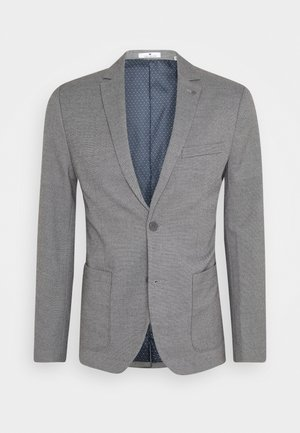 DOBBY - Suit jacket - grey