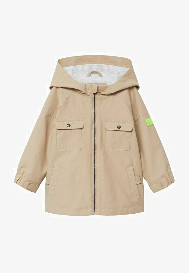 Light jacket - sable
