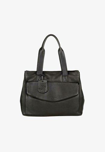 JUST JACKIE M - Handbag - black