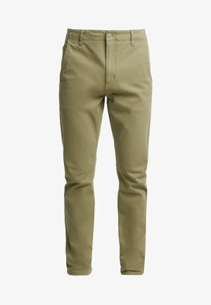 SMART FLEX ALPHA LIGHTWEIGHT TEXTURED - Chino kalhoty - sage garden