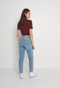 Pieces - PCLUNA  - Jeans straight leg - medium blue denim - 2