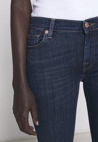 7 for all mankind - Jeans Skinny Fit - dark blue - 3