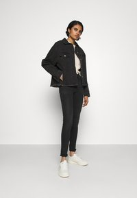 Dr.Denim - LEXY - Jeans Skinny Fit - black mist - 1