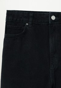 Mango - CAROLINE - Flared Jeans - black denim - 7
