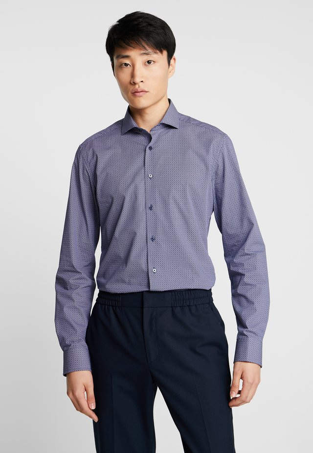 SUPER SLIM FIT - Camicia - navy