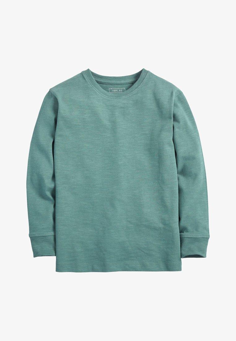 Next - Long sleeved top - green