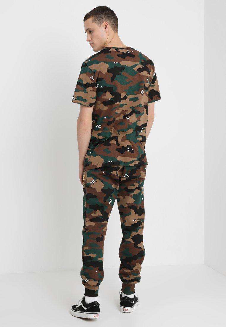 Homme ABUNAITEE - T-shirt imprimé
